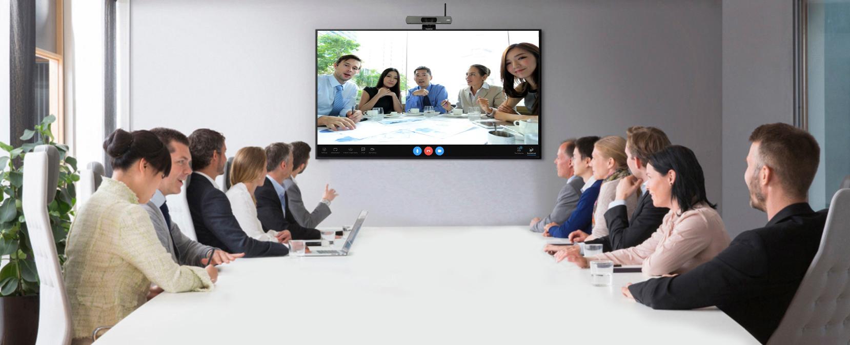 Video Konferans Toplantı Salonu Çözümleri