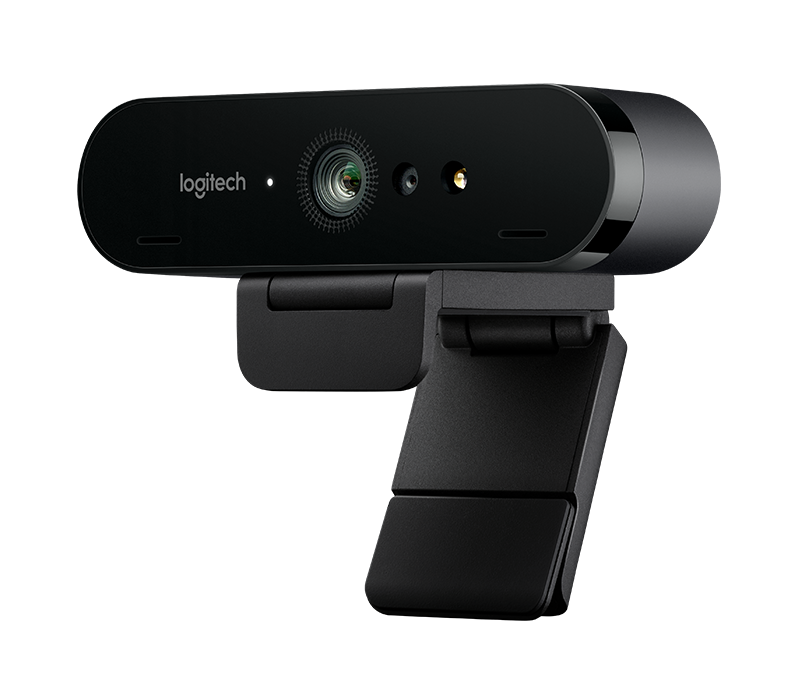 LOGITECH BRIO 4K ULTRA HD WEBCAM BROWN BOX 960-001106 V-U0040