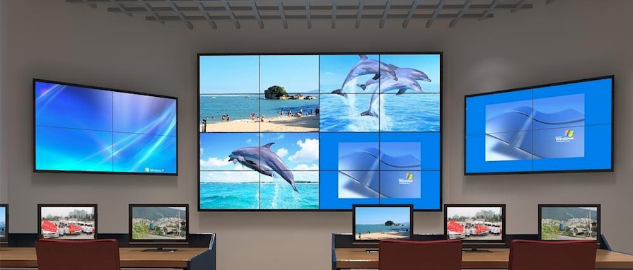 Videowall Çözümleri