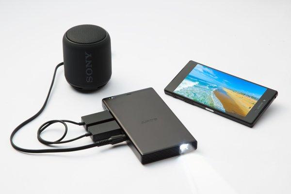 Sony MP-CD1 Mobil Projeksiyon Cihazı