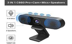 AVER C980 PRO USB WEB KAMERA