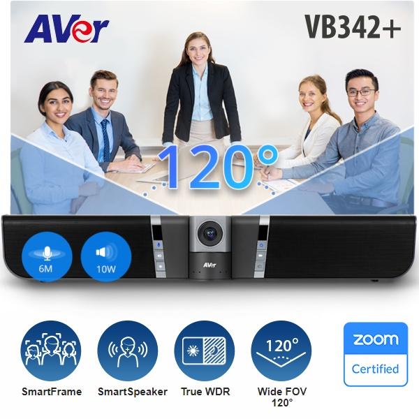 AVER VB342+ ALL IN ONE SOUND BAR VİDEO KONFERANS SİSTEMİ