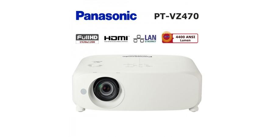 PANASONIC PT-VZ470 PROJEKSİYON CİHAZI