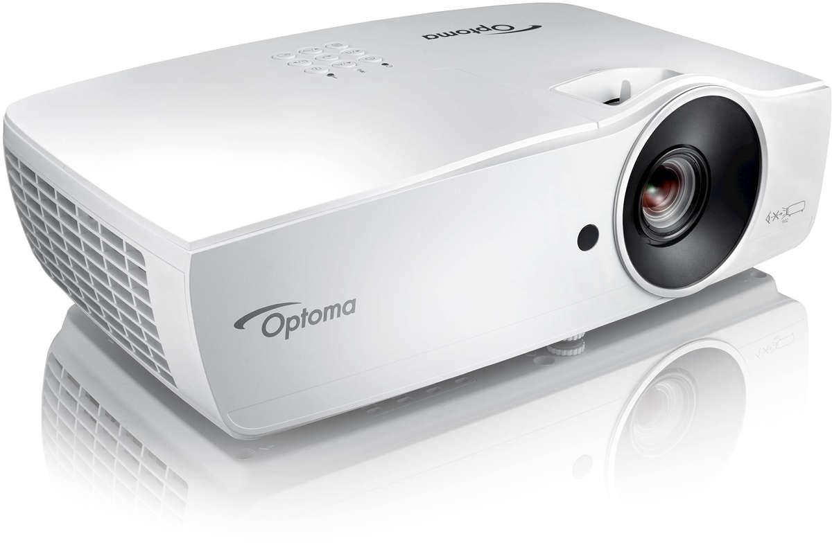 OPTOMA W461 HD 5000 ANSILUMEN DLP PROJEKSİYON CİHAZI